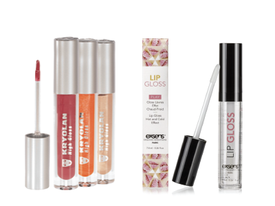 lip stains glosses